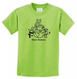 ShareKindness t-shirt